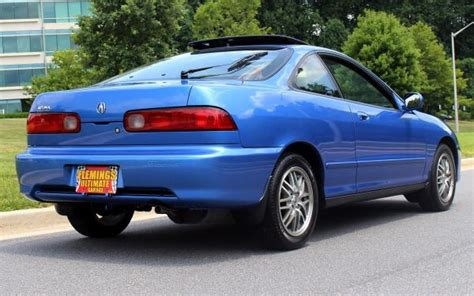 2001 Acura Integra Ls Only 270 Orig Miles