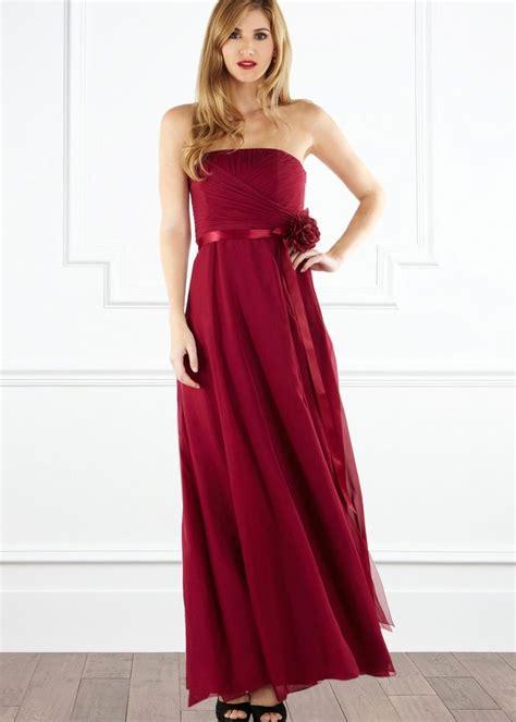crimson color dress 1000 images about crimson wedding ideas on
