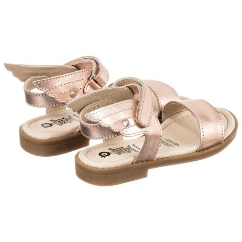 sandal soles soles copper leather sandals childrensalon