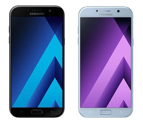 samsung galaxy a5 2017 a7 2017 launched for rs 28 990 and rs 33490