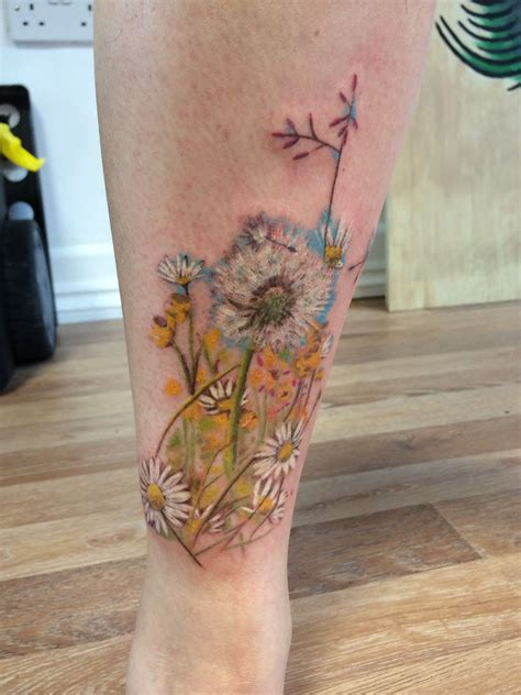 victory tattoo my beautiful flower by hardy victory