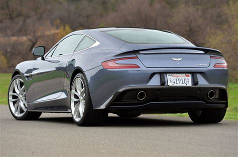 Aston Martin Vanquish Reviews: Research New & Used Models   Motor Trend