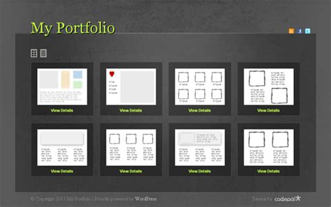 layout wordpress portfolio 20 really handy wordpress tutorials designorbital