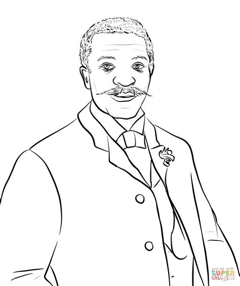 ben carson coloring page china ann mcclain free coloring pages