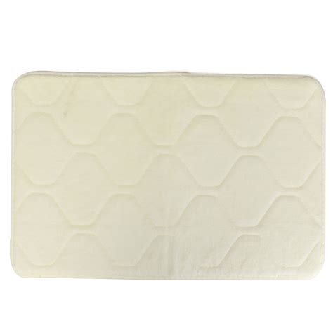 how to clean a bathroom rug non slip absorbent easy cleaning soft memory foam mat