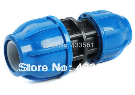 Coupler 20 Pp quality pp compression reducing coupler component size