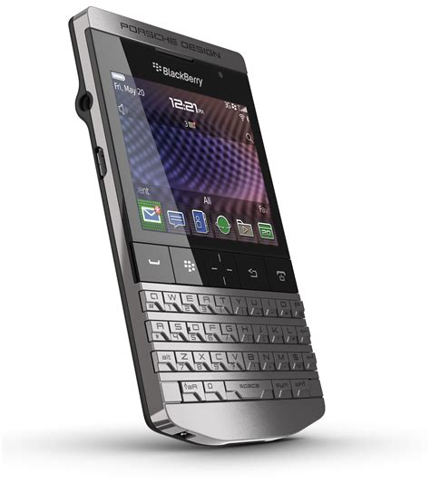 Blackberry Porsche Design by Blackberry Porsche Design P 9981 United States