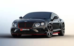 Bentley Continental Bentley Continental Gt V8 By Mulliner Edition