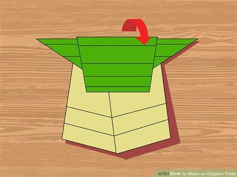 10 Step Origami - 3 ways to make an origami yoda wikihow