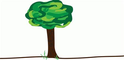 tree animation animated growing tree gif