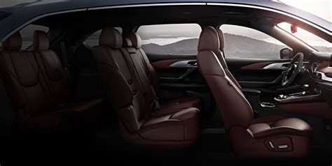 mazda cx9 interior 2017 mazda cx 9 3 row 7 passenger suv mazda usa