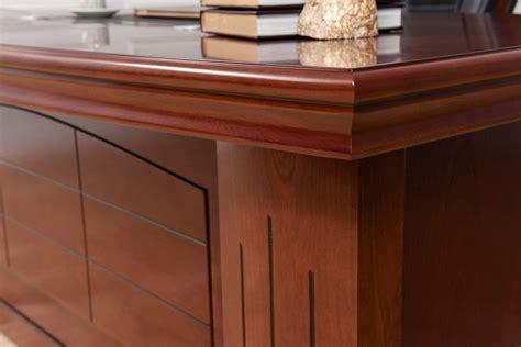 mobili scrivania scrivania direzionale in stile classico per ufficio o