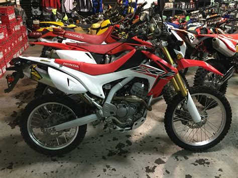 honda crf250l performance upgrades powerline cycles