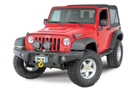 Jeep Jk Bumper Aev Conversions 10305056ac Aev Front Tubeless Bumper For