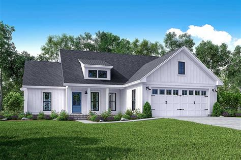 architectural home designs exclusive 3 bed farmhouse with tremendous curb appeal 51763hz architectural designs house