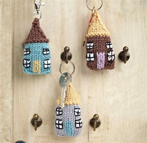 knitting pattern key lovely knitted keyrings stuff i want to make