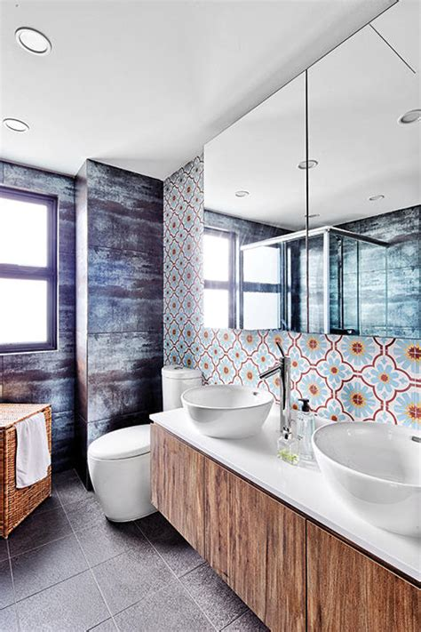 Modern Bathroom Design Singapore We The Industrial Mid Century Modern Peranakan