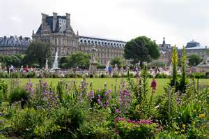 tuileries garden park in thousand wonders