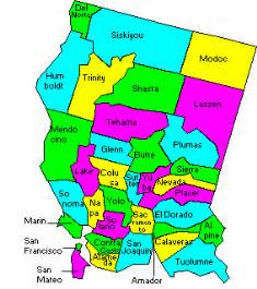 map of northern california counties northern california counties map with cities memes