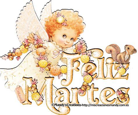 imagenes animadas feliz martes mandy s creations feliz martes serie angeles dias de la