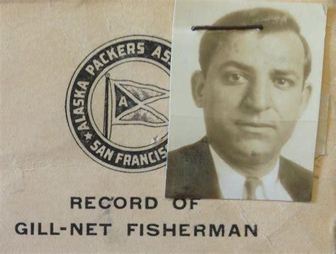 Records Ak Fishermen Alaska Historical Society