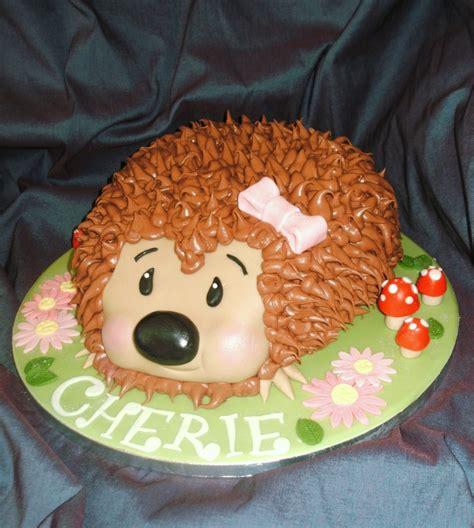 hedgehog cake cakecentralcom