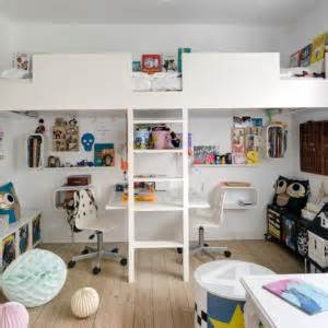 kinderzimmer mit hochbett hochbett kreativ ideen 86 bilder roomido