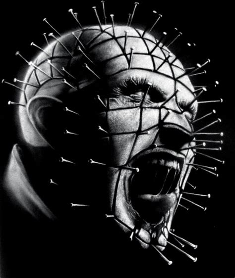 pinhead on pinterest horror art horror movies and horror