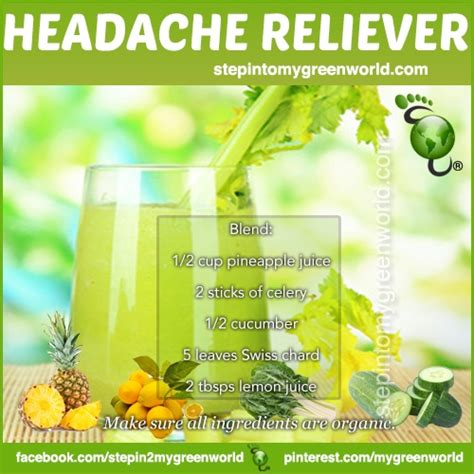 Juice Fast Detox Headache by 17 Best Images About Disease Fighting Drinks And Juices On