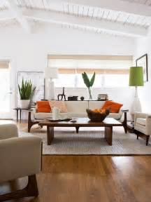 White Wall Living Room Bhg Style Spotters