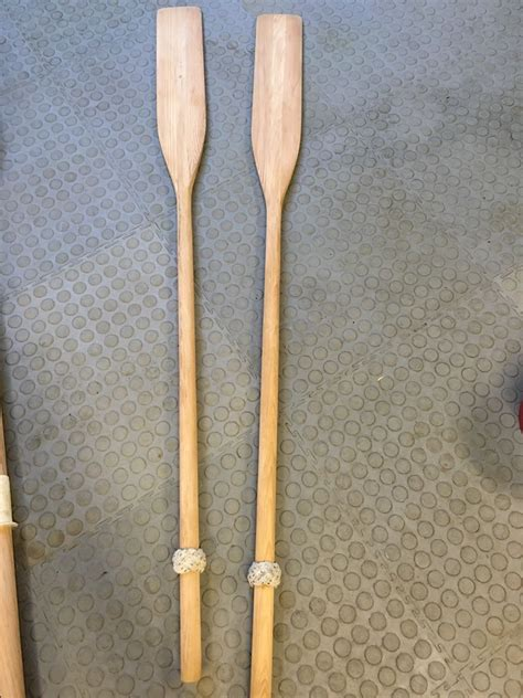 rowing boat oars for sale wooden rowing oars for sale in uk view 74 bargains