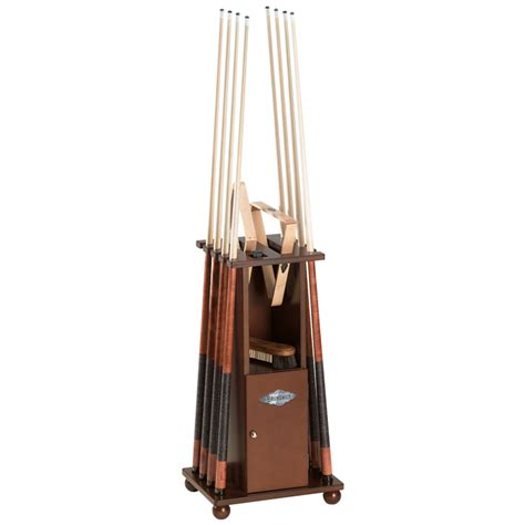 Floor Rack brunswick heritage floor cue rack