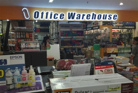 Office Supplies Quezon City Office Warehouse Office Equipment Avenue Quezon