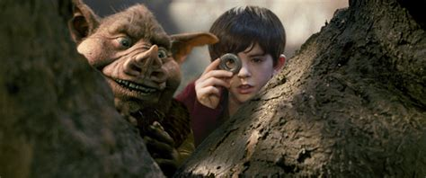 film goblin cda freddie highmore interview the spiderwick chronicles
