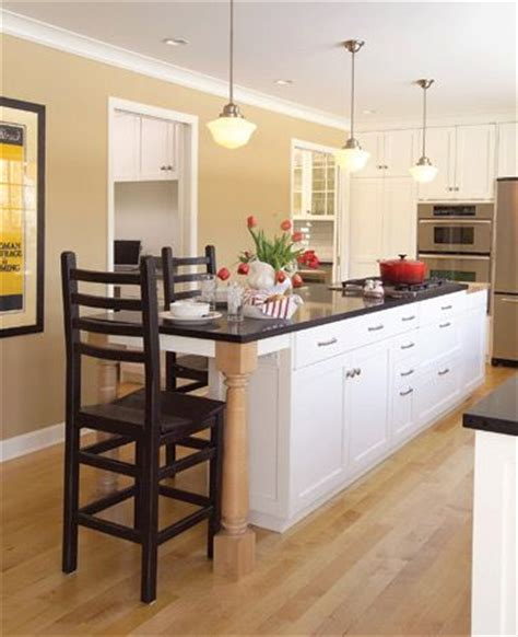 Long Narrow Kitchen Island Long Narrow Island House Pinterest