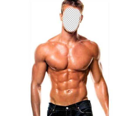 imagenes fuertes para un hombre fotomontaje de un hombre musculoso y fuerte para ponerle