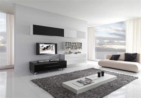 Modern Interior Home Design Ideas Modern Grey Living Room Dgmagnets Com