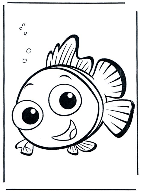 Coloring Pages Nemo Free Coloring Pages Of Nemo by Coloring Pages Nemo