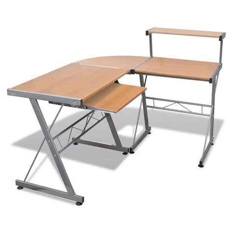 schreibtisch ecktisch computertisch schreibtisch arbeitstisch ecktisch pc tisch