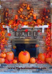fall decorations mantle decor my home a from m i homes