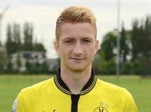 marco reus hair new hairstyle of marco reus