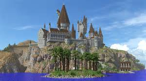 Minecraft Castle Floor Plan hogwarts in minecraft trailer 2 youtube