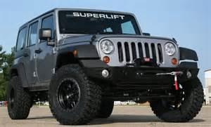 superlift jeep wrangler jk unlimited 4 door 2 5 quot lift kit