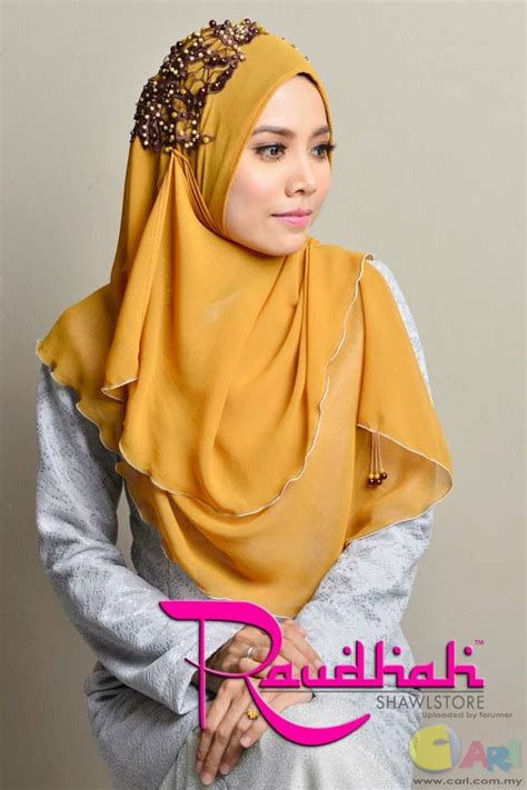 Baju Biru Tudung Gold tudung shawl inner exclusive dan cantik shop classifieds forum cari