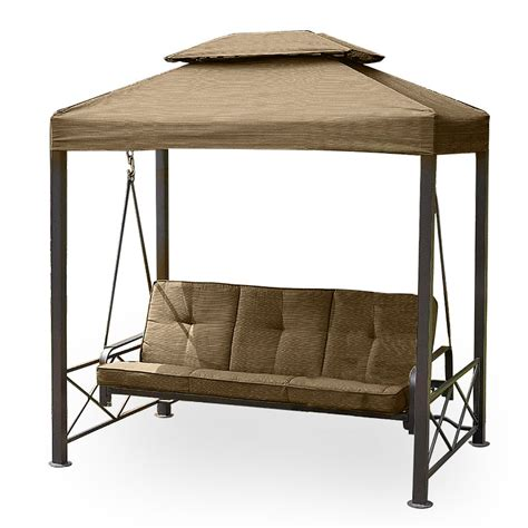Replacement Canopy for GO Gazebo Swing Garden Winds