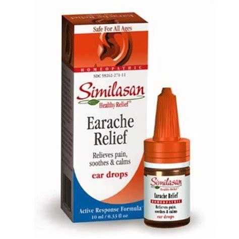 ear infection drops by symptom gt ear infections
