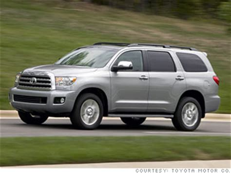 2008 Toyota Sequoia Reliability Consumer Reports Most Reliable Cars Large Suvs Toyota