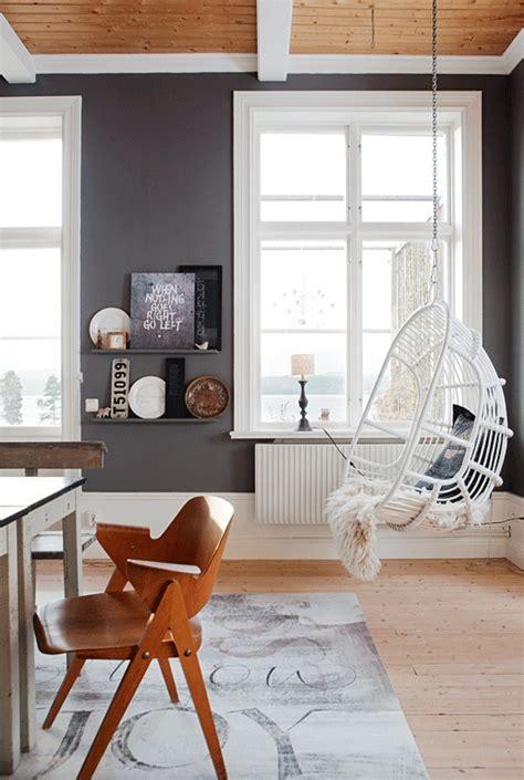 home n decor interior design pomysł na meble ogrodwe hamak w ogrodzie lub wiszące fotele