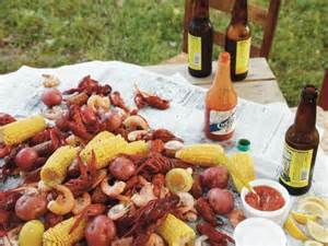 Lowcountry boil from around the southern table serious eats