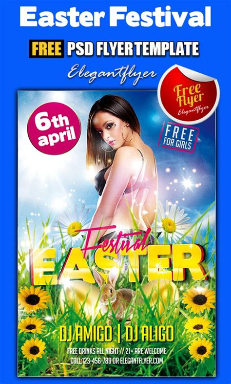 flyer design vorlagen psd 31 free psd club flyer templates march 2015 edition